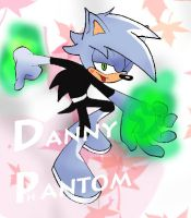 Danny P the Hedgehog by Art-in-heart4va