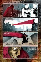 color the hood pg2  by artist Tom Kelly by TomKellyART
