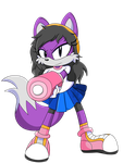 .:Commission:. Milla Flayster by elisonic12