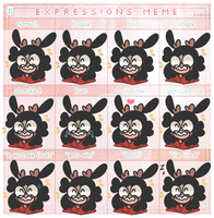 Expressions by HauntedHomo