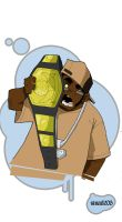 The Champ by smackmysterio619