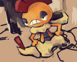 scrafty 2 by SailorClef