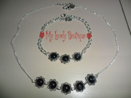 Little Cameo's set by TheLovelyBoutique