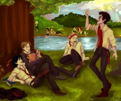 marauder's fun by viria13