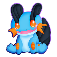 Swampert by Clinkorz