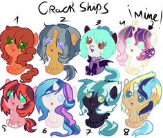 Crack shipping adopt (closed) by karsisMF97