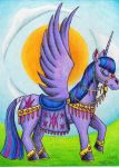 Princess Twilight Sparkle by Lady-KL