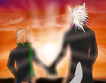 OTP 30 Day Challenge - Day 1: Holding Hands by Rath-Raholand