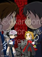 POT vs FMA by dkartoon