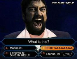 What is this? THIS IS SPARTA by ThisIsSparta123