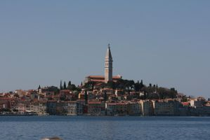 view to Rovinj  town 13 by ingeline-art