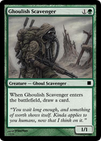 Tragic the Garnering: Ghoulish Scavenger by Musical-Mettaur