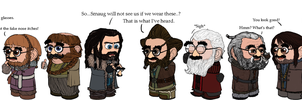 HOBBIT: DizGuyz Are Driving Me Crazy by Kumama