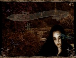 Tears for My Dragonfly by QueenDevious