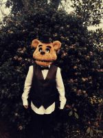 Fazbear cosplay by Gheistly