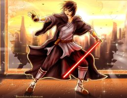 Redrawn: Sith by arwensshadow