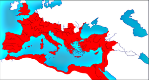 Roman Empire in 238 by woodsman2b