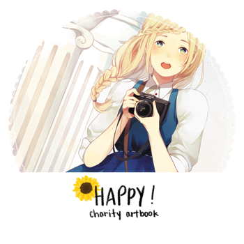 Happy! charity artbook preview by jauni