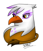 Angry Gilda by TierraVerde