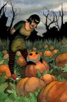 Pumpkin Child 2012 by JamieKinosian