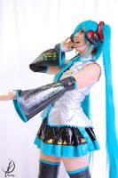 Hatsune Miku - I sing to you by JuTsukinoOfficial