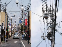 streets of Kyoto 9 by LunaFeles