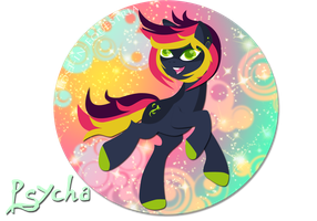 Psycha by Lost-in-Equestria