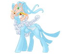 Altaria Pokepony auction CLOSED by Sarahostervig