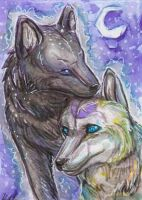 aceo Aishila by Kirsch-vanderWit