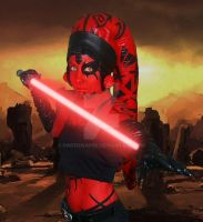 Darth Talon by DarthWapoe