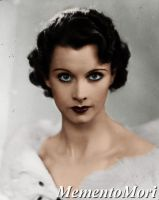 Young Vivien Leigh by M3ment0M0ri