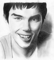 Nicholas Hoult... Supposedly by emeyeanan