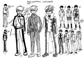 boys uniforms 02 by NeonGenesisEVARei