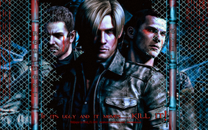 RESIDENT EVIL:Leon...Kill It (1b) by CSuk-1T