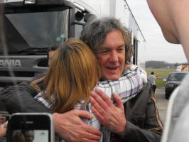 Hug from James May Again. by Geena-x