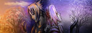 Seasons contest entry by SasuSakuFanBlossomfc