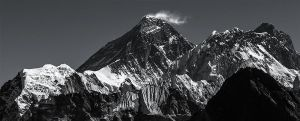 Sagarmatha - Everest by PasoLibre