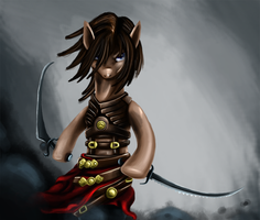 Prince of Persia Pony by YaVaho155