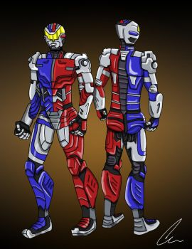 VR Troopers Ryan Movie Idea - final draft by LavenderRanger
