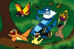 PKMNation--A Honey Caper--After the Fact by Kineil-Wicks