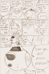 Day at MU Chapter 5 pg 2 by nekophy