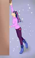Twilight Sparkle Human Version by drjhordan