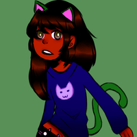 Humanstuck Meulin by AlbinoBlueberry