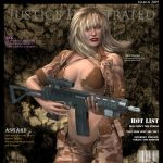 Justice Illustrated Issue 3 by ExGemini
