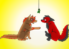 Cracked Christmas Surprise by lucykate651