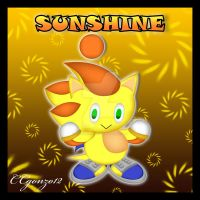 Sunshine Chao by CCgonzo12