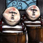 Tweedles Commission by AshleighPopplewell