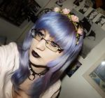 With Flowers in My Hair and Demons in My Head by Penumbrant