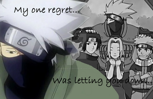 Kakashi's One Regret by KakashisFallenAngel