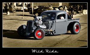 Old Rat Rod by RaynePhotography